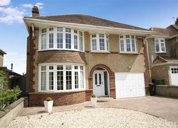 Thumbnail 4 bedroom detached house for sale in Marlborough Road, Old Town, Swindon