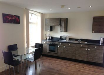 Thumbnail 1 bed flat to rent in 1 Bed Furnished, City Centre, Vincent Street