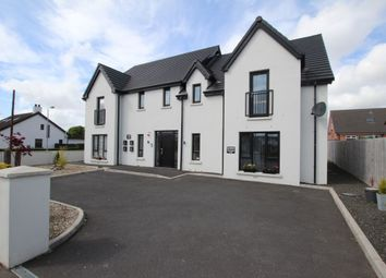 Thumbnail 2 bed flat for sale in Doagh Road, Newtownabbey