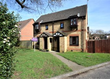 Thumbnail 1 bed semi-detached house for sale in Lawrence Close, Guildford