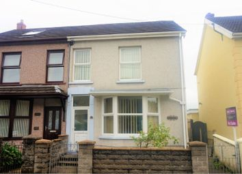 3 bed semi-detached house for sale in Heol Maes Y Dre, Swansea SA9