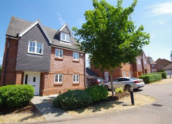 Thumbnail 5 bed detached house for sale in Gosling Close, Wanborough, Swindon