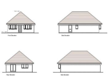 Thumbnail 2 bedroom bungalow for sale in Hythe, Southampton, Hampshire