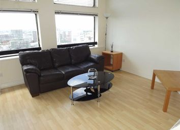 Thumbnail 1 bed flat to rent in City Heights, Manchester City Centre, Manchester