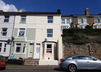 Thumbnail 3 bedroom end terrace house for sale in Heathfield Avenue, Dover, Kent
