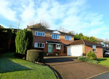 Thumbnail 4 bed detached house for sale in Walls Wood, Baldwins Gate, Newcastle-Under-Lyme