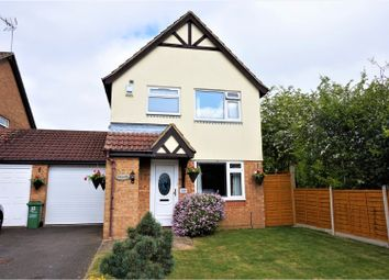 Thumbnail 3 bed link-detached house for sale in Farmbrook, Luton