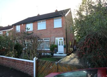 Thumbnail 3 bed semi-detached house for sale in Woodbreda Avenue, Belfast