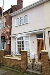 Thumbnail 2 bed terraced house to rent in Jessie Road, Southsea