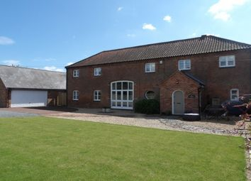 Thumbnail 4 bedroom barn conversion to rent in Cropwell Road, Radcliffe-On-Trent, Nottingham