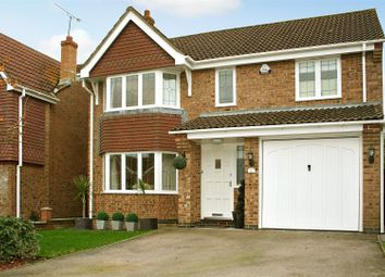 Thumbnail 4 bedroom detached house to rent in Baylis Crescent, Burgess Hill
