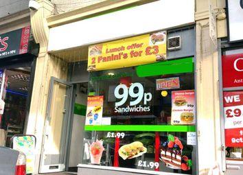 Thumbnail Restaurant/cafe for sale in Bradford BD1, UK