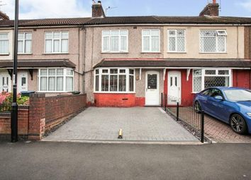 Thumbnail 3 bed terraced house for sale in Meadow Road, Holbrooks, Coventry, West Midlands