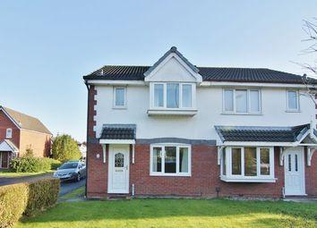 Thumbnail 3 bed terraced house for sale in Woodplumpton Road, Preston