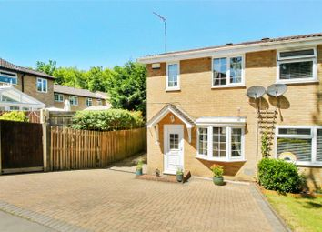 Thumbnail 2 bed semi-detached house for sale in Woodbury Road, Chatham, Kent