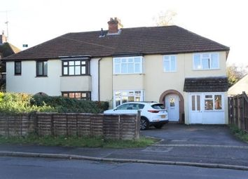 Thumbnail 4 bed semi-detached house for sale in Old Worting Road, Basingstoke