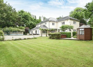 Thumbnail 6 bed detached house for sale in Brook Avenue, Warsash, Southampton