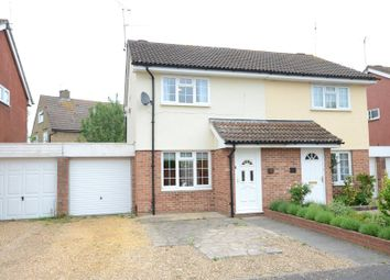 Thumbnail 2 bedroom semi-detached house for sale in Lonsdale Close, Maidenhead, Berkshire