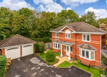 Westbroke Gardens, Romsey SO51. 4 bed detached house for sale
