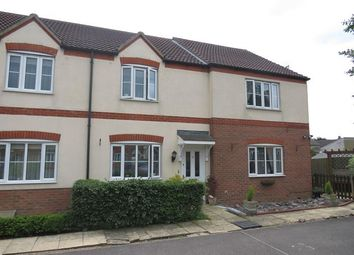 Thumbnail 2 bed terraced house to rent in Copperfields, Wisbech, Cambs