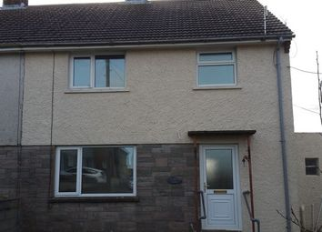 Thumbnail 3 bed semi-detached house to rent in Wesley Place, Trecwn, Haverfordwest