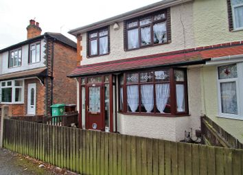 Thumbnail 3 bed semi-detached house for sale in Hillcrest Grove, Sherwood, Nottingham