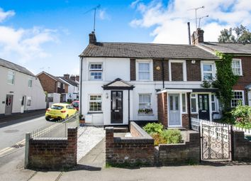 Thumbnail 2 bed terraced house for sale in Luton Road, Harpenden