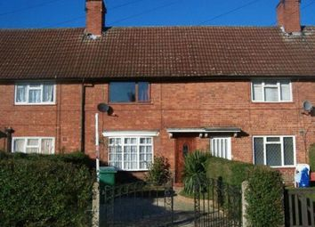Thumbnail 2 bed terraced house to rent in Audley Drive, Beeston, Nottingham