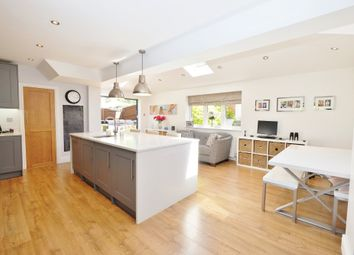 Thumbnail 3 bed semi-detached house for sale in Crown Road, Chelsfield, Orpington
