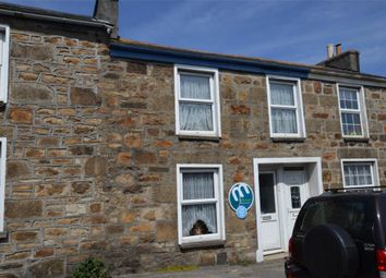 Thumbnail 2 bed terraced house for sale in Pendarves Street, Tuckingmill, Camborne, Cornwall