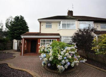 Thumbnail 3 bedroom semi-detached house to rent in Lingmell Road, West Derby, Liverpool