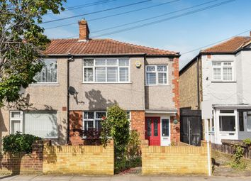 Thumbnail 3 bedroom terraced house for sale in Vale Road, Mitcham
