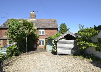 Thumbnail 3 bed semi-detached house for sale in High Road, Trimley St. Martin, Felixstowe