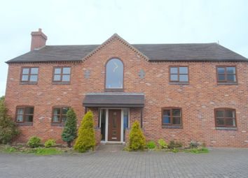 Thumbnail 4 bed detached house to rent in Swallow Court, Marehay, Ripley