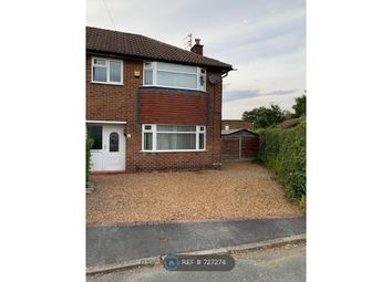 3 bed semi-detached house to rent in West Downs Road, Cheadle Hulme, Cheadle SK8