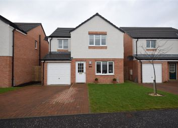 Thumbnail 4 bed detached house for sale in Fisher Road, Bathgate, West Lothian