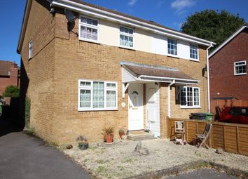 Thumbnail 3 bed semi-detached house for sale in Cudworth Mead, Hedge End, Southampton