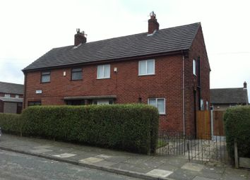 Thumbnail 3 bed semi-detached house to rent in Mardale Avenue, Moss Bank, St Helens