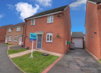 Lamphouse Way, Wolstanton, Newcastle-Under-Lyme ST5. 3 bed detached house