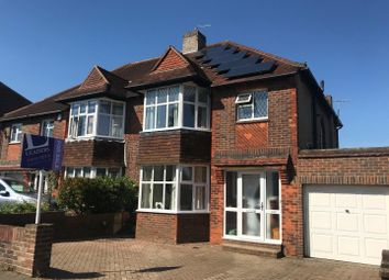 Thumbnail 5 bedroom semi-detached house for sale in Nevill Road, Hove