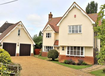 Thumbnail 5 bed detached house for sale in Little Bardfield, Braintree, Essex