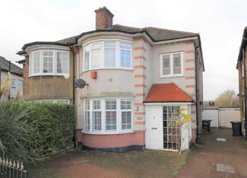 Thumbnail 3 bed semi-detached house for sale in Walfield Avenue, London