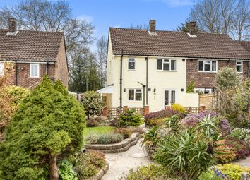 Thumbnail 3 bed semi-detached house for sale in Spring Lane, Bishopstoke, Eastleigh