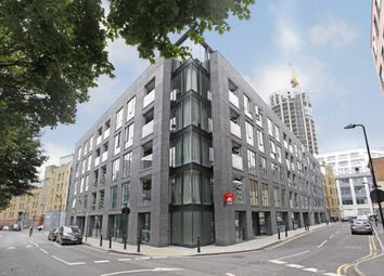 Thumbnail 3 bedroom flat to rent in Pegaso Building, London