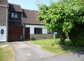 Thumbnail 2 bed terraced house to rent in Crimscote Close, Shirley, Solihull