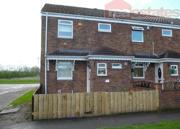 Thumbnail 4 bed terraced house to rent in Leven Road, West Auckland, Bishop Auckland