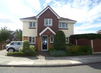 Thumbnail 4 bed detached house for sale in Aisthorpe Grove, Maghull, Liverpool, Merseyside