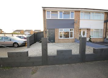 Thumbnail End terrace house for sale in Tyne, East Tilbury, Essex