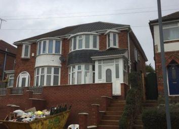 Thumbnail 3 bed property to rent in Dorrington Road, Great Barr, Birmingam