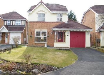Thumbnail 3 bed detached house for sale in Smallbridge Close, Worsley, Manchester, Greater Manchester